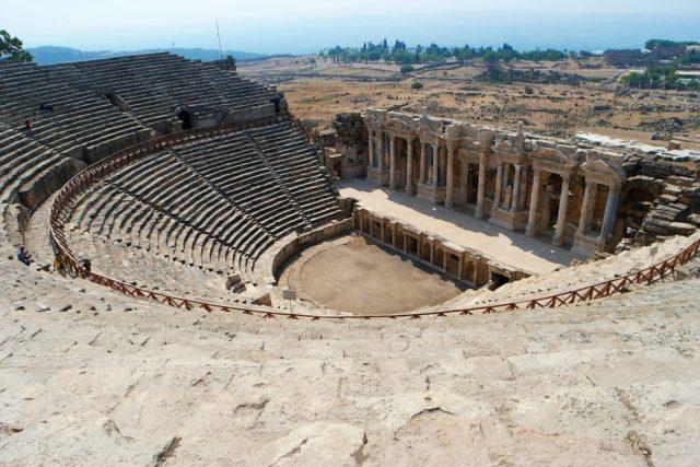 Hierapolis Amfi Tiyatro
