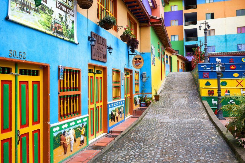 Kolombiya Medellin
