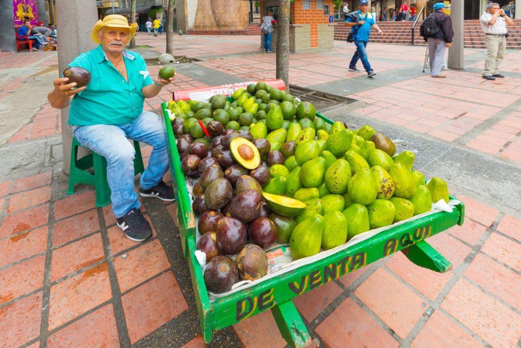 Medellin'de Yeme İçme