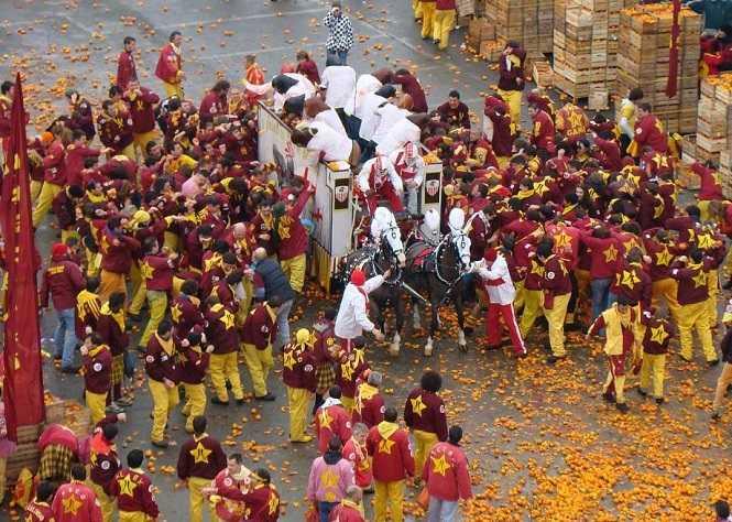 italya Portakal Festivali