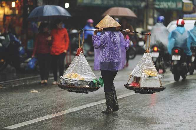 Vietnam Sokakları