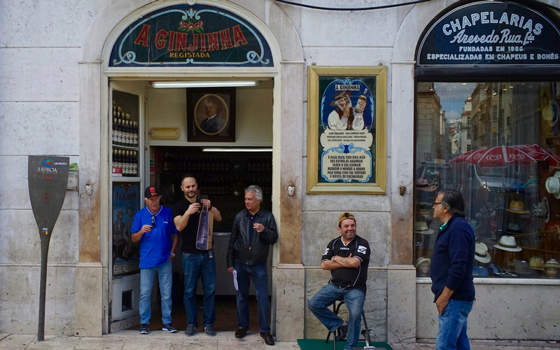 Ginjiha-Lizbon