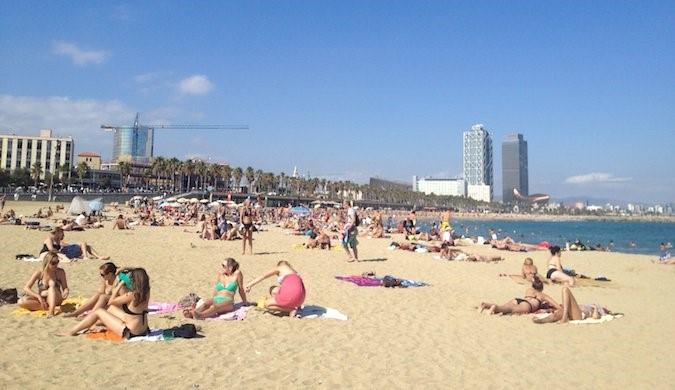 Barselona Plajlar