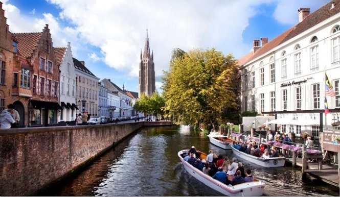 Brugges Kanal Turu