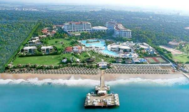 Ela Quality Resort Hotel (Belek, Antalya)