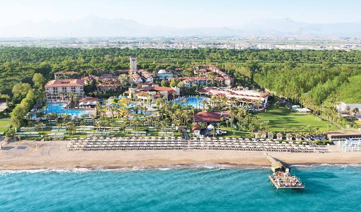 Paloma Grida Resort & Spa (Belek, Antalya)