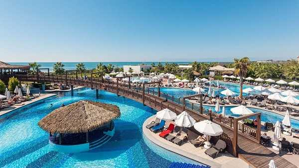 Sherwood Dreams Resort (Belek, Antalya)