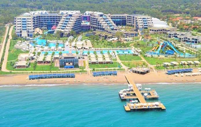 Susesi Luxury Resort (Belek, Antalya)