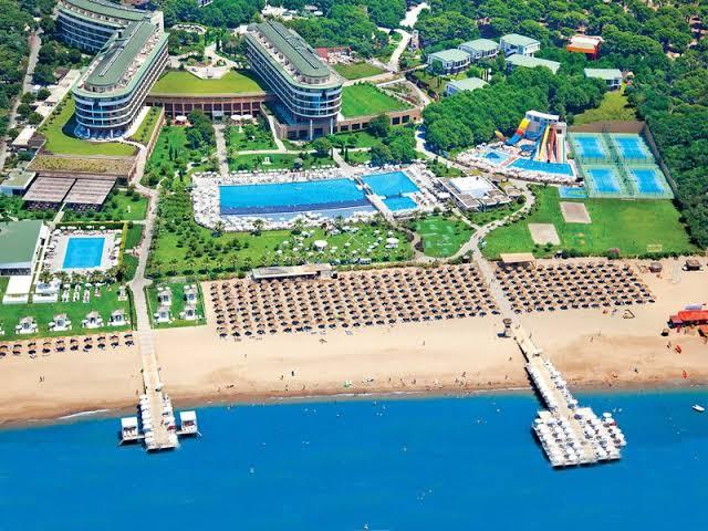 Voyage Belek Golf & Spa (Belek, Antalya)