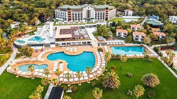 Voyage Sorgun (Sorgun, Antalya)