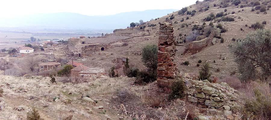 Alabanda Antik Kenti - Köy