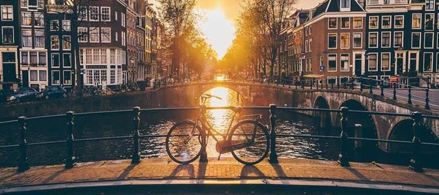 Amsterdam Galeri - Bisiklet