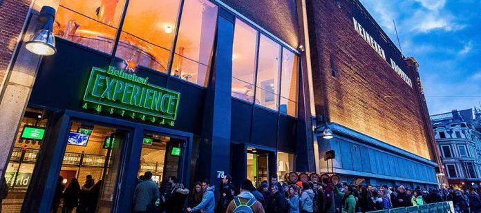 Amsterdam Gezi Rehberi - Heineken Experience