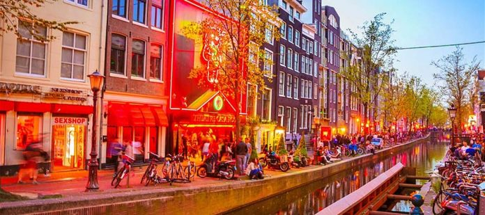 Amsterdam Gezi Rehberi - Red Light District