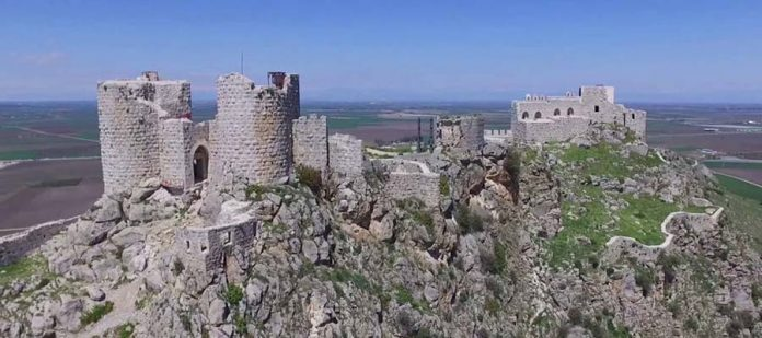 Anavarza Antik Kenti - Kale