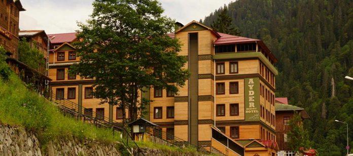 Ayder Yaylası - Ayder Resort Hotel