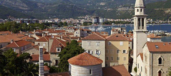 Budva Gezi Rehberi - Old Town