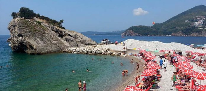 Budva Gezi Rehberi - Stevi Nikola Adası