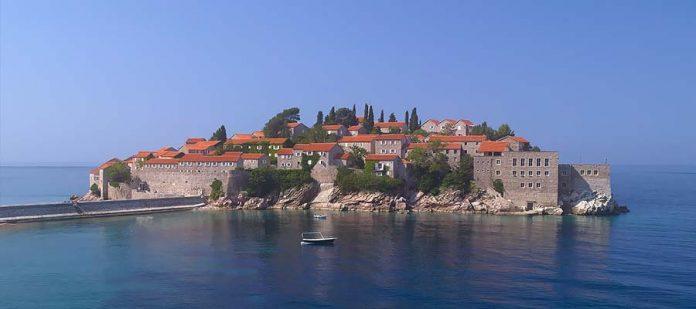 Budva Gezi Rehberi - Sveti Stefan Adası