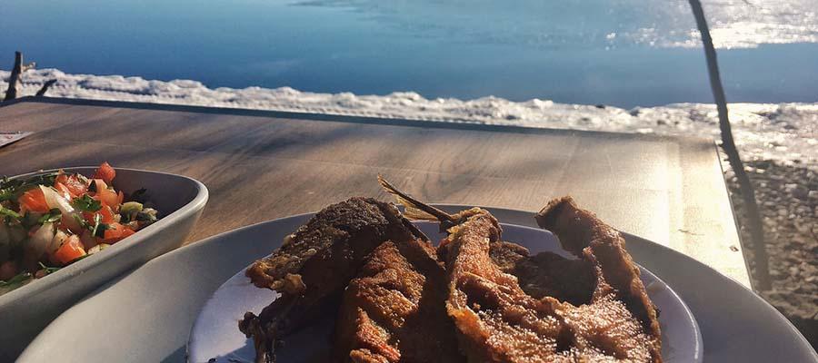 Çıldır Gölü - Yeme-İçme