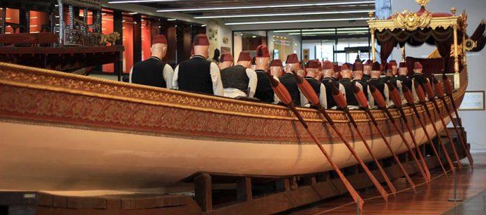 Beşiktaş Deniz Müzesi - Kayık