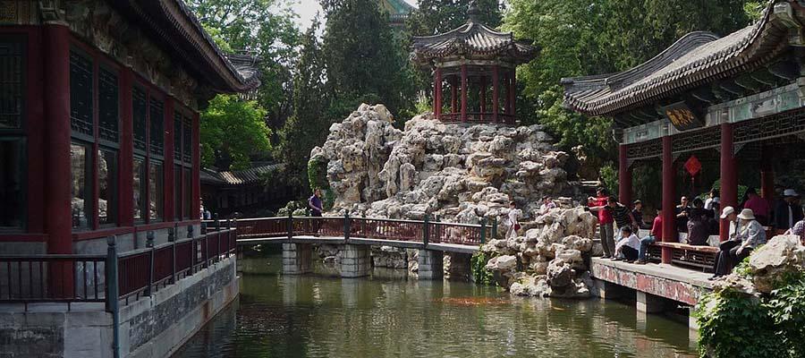 Dünyanın En Güzel Parkları - Beihai Park - Genel