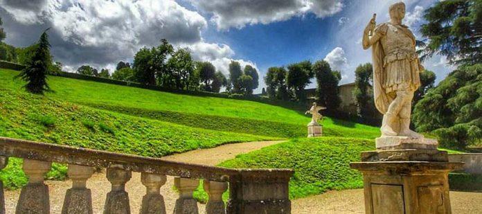 Dünyanın En Güzel Parkları - Boboli