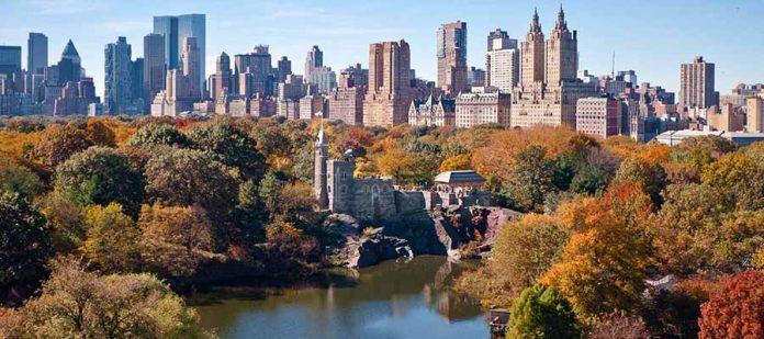 Dünyanın En Güzel Parkları - Central Park