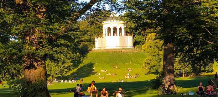 Dünyanın En Güzel Parkları - İngiliz Bahçesi