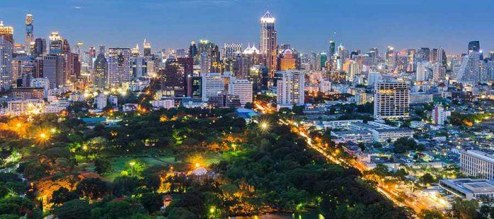 Dünyanın En Güzel Parkları - Lumpini Parkı