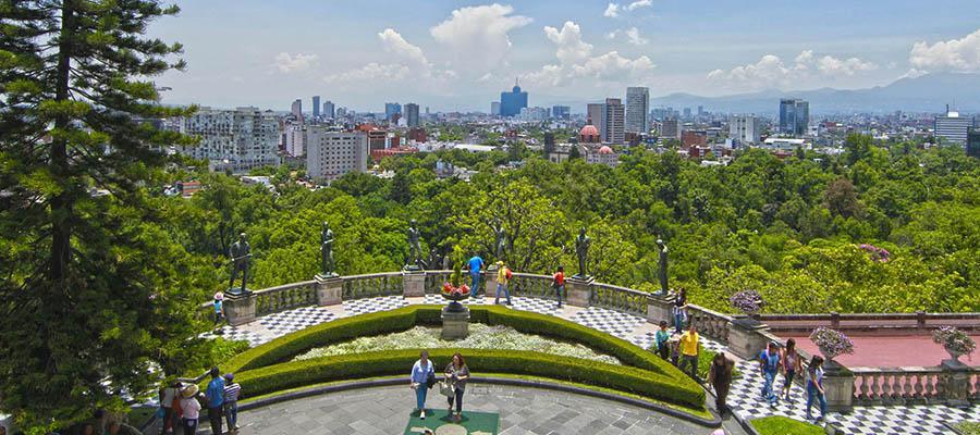 Dünyanın En Güzel Parkları - Chapultepec Park - Genel