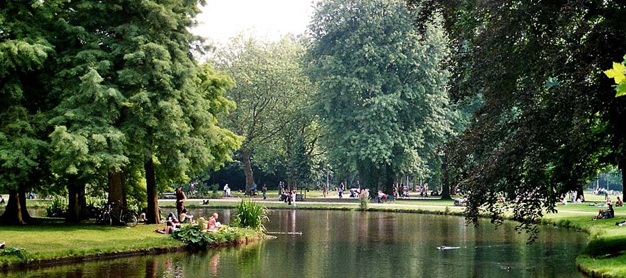 Dünyanın En Güzel Parkları - Vondelpark