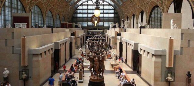 Dünyanın En İhtişamlı Müzeleri - Orsay Müzesi
