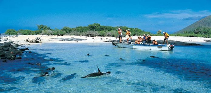 Galapagos - Manzara