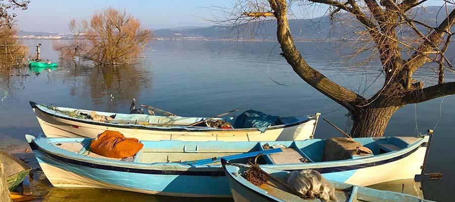 Günübirlik Kaçabileceğiniz Tatil Yerleri - Gölyazı - Tekne