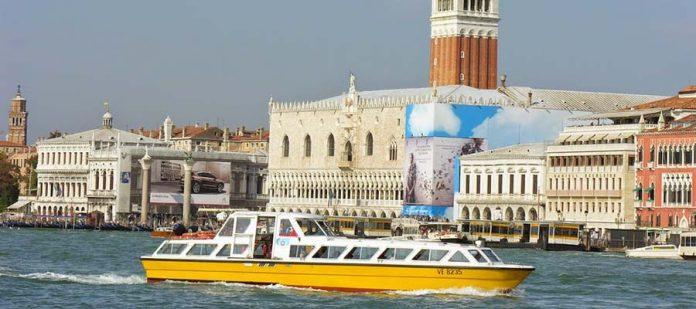 Kanallar Şehri Venedik - Dükler Sarayı