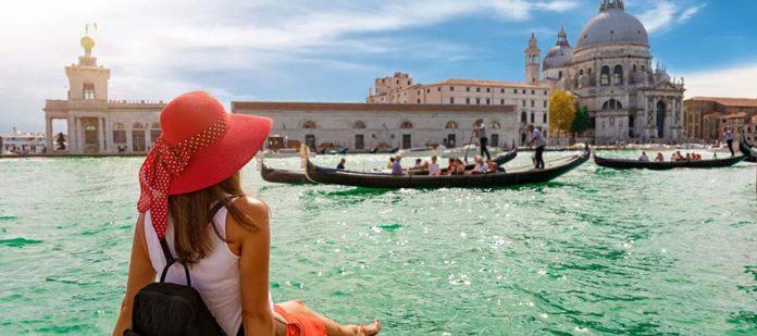 Kanallar Şehri Venedik - Kanallar ve Oteller
