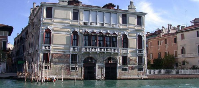 Kanallar Şehri Venedik - Palazzo Veneziano