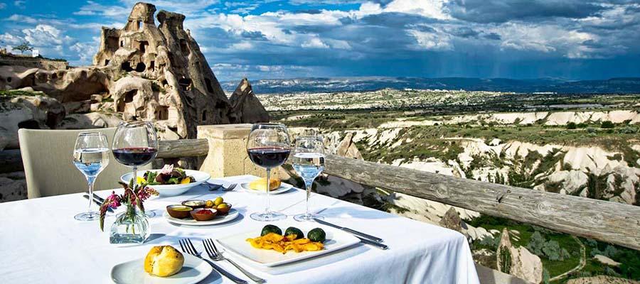 Kapadokya Gezi Rehberi - Yeme-İçme