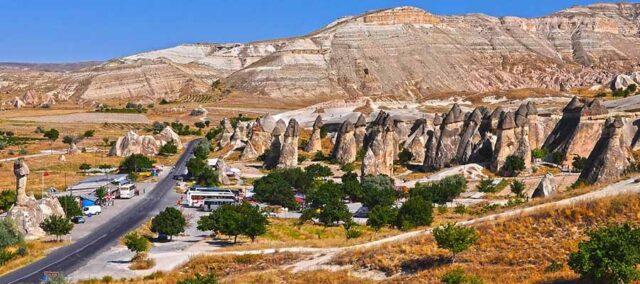 Kapadokya Gezi Rehberi - Ihlara Vadisi - Zelve Ören Yeri