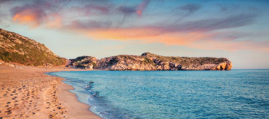 Kaş - Patara Plajı