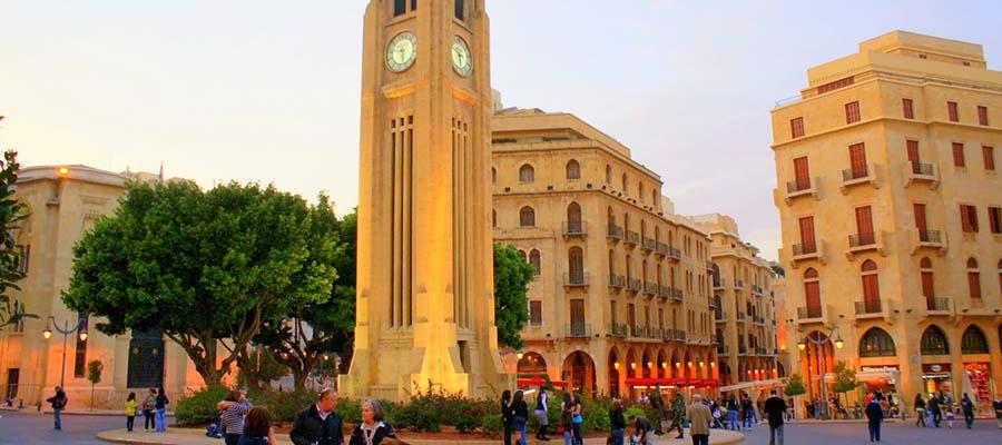 Kış Aylarında Gezilebilecek Yerler - Lübnan - Beyrut - Yıldız Meydanı