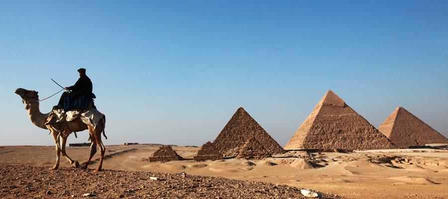 Mısır Gezi Rehberi - Çöl