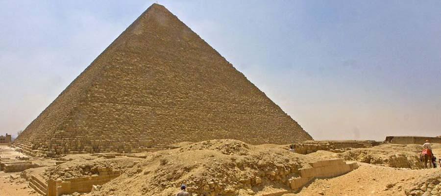 Mısır Gezi Rehberi - Keops Piramiti