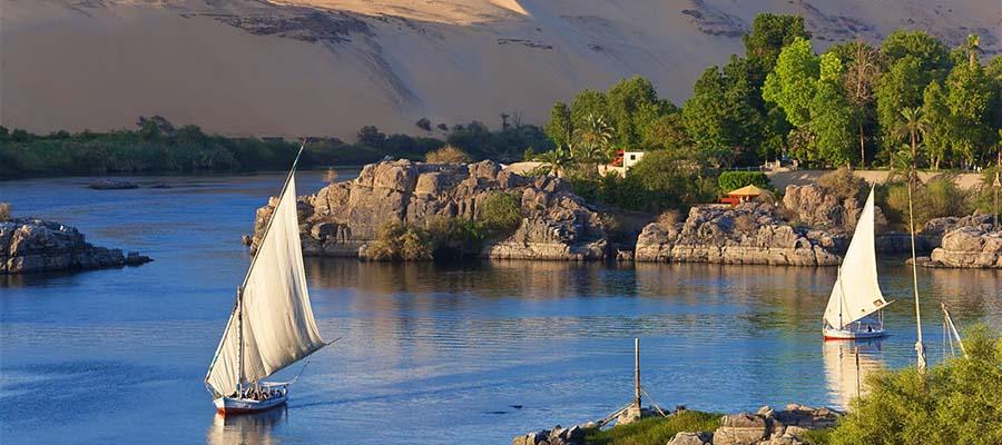 Mısır Gezi Rehberi - Nil Nehri
