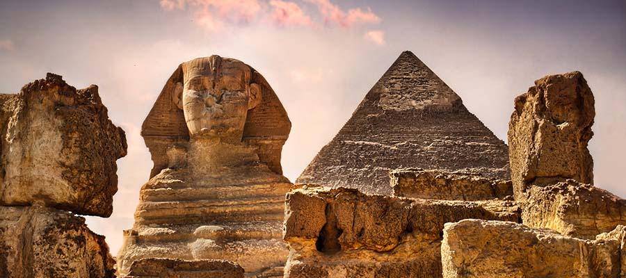 Mısır Gezi Rehberi - Piramitler