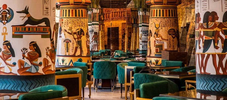 Mısır Gezi Rehberi - Restorant