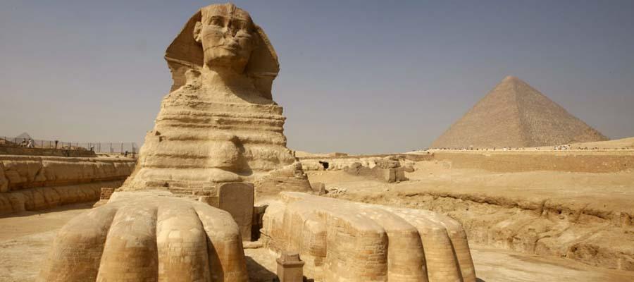 Mısır Gezi Rehberi - Sfenks