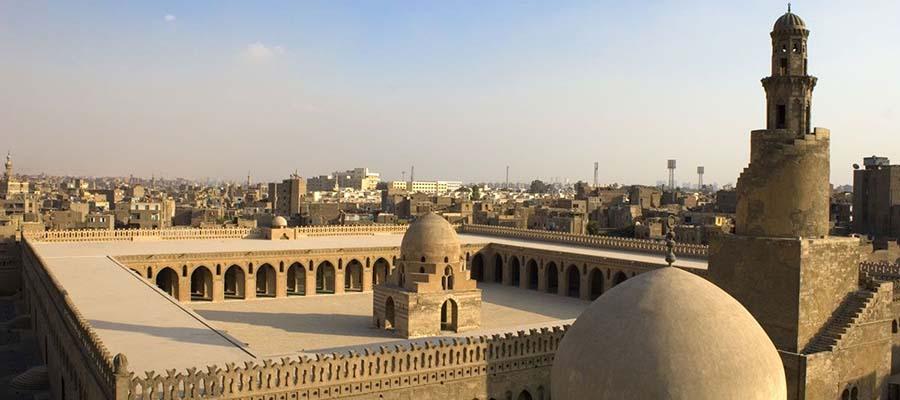 Mısır Gezi Rehberi - Tolunoğulları Camii