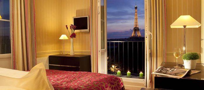 Romantizmin Başkenti Paris'te Balayı - Konaklama